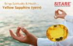 brings-Brings Spirituality Health Yellow Sapphire
