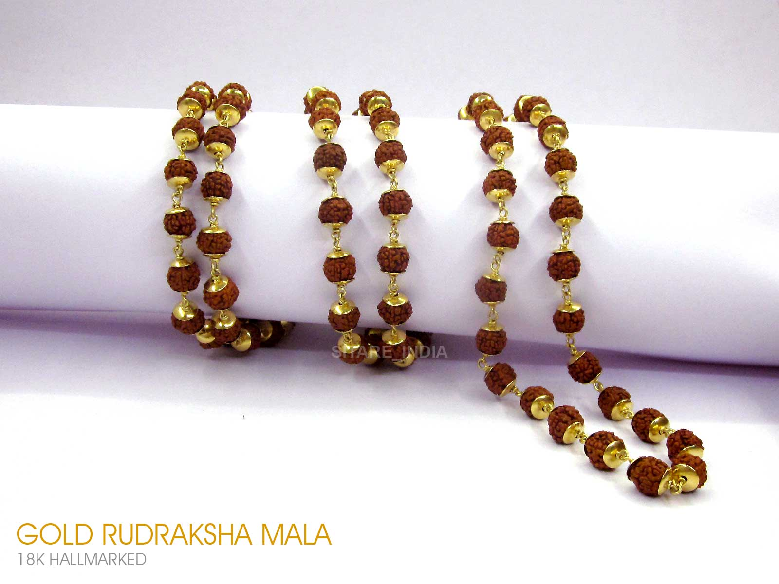 hallmark-gold-rudraksha-malae