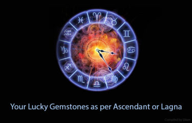 Lucky Jyotish Gemstones as per Ascendant Lagna