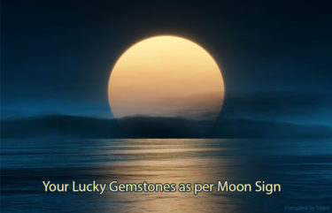 Lucky Jyotish Gemstones as per Moon Sign