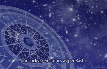 Lucky Jyotish Gemstones as per Rashi