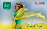 Brings Creativity Wealth Emerald