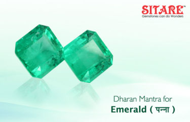 Dharan Mantra for Emerald